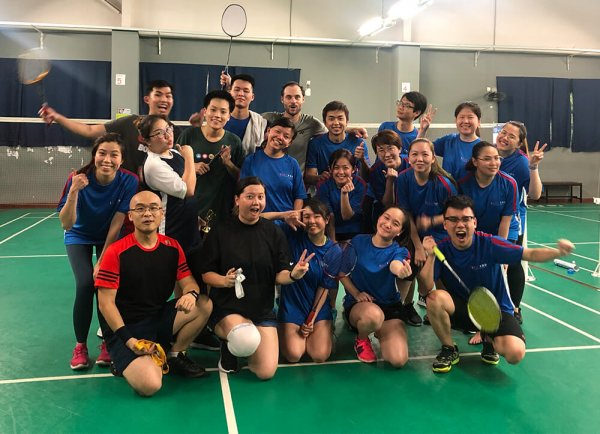 IDOTYOU x Facebook Badminton Tournament