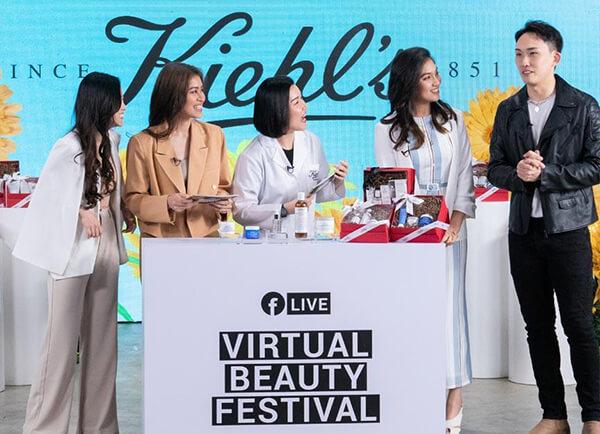 L'Oréal Malaysia – Managing sales via Messenger during a Facebook Live event